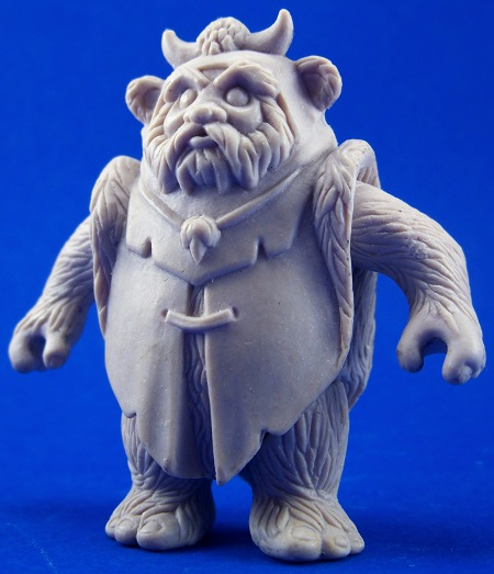 Ewoks Chief Chirpa Prototype