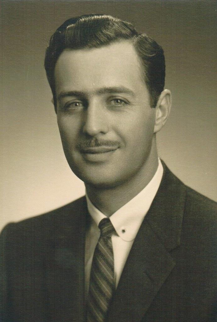 Victor Norman Ryland