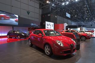 Alfa Romeo @ Geneva Motor Show 2012