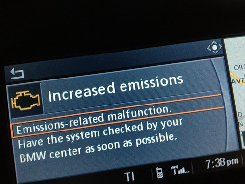 Bmw Greenville Sc >> Increased Emissions Error: What's it mean?! - Page 2 - BMW M5 Forum and M6 Forums