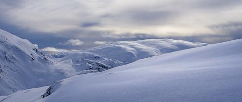 bergen skitur gullfjellet