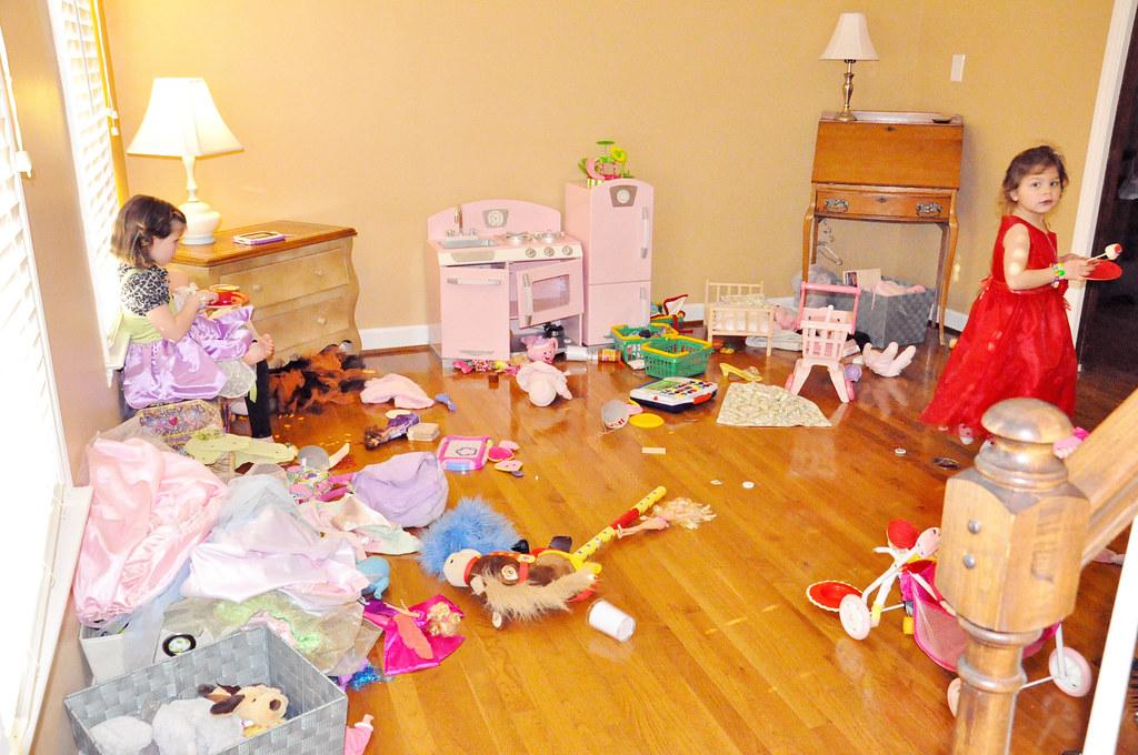OLIVIA playroom