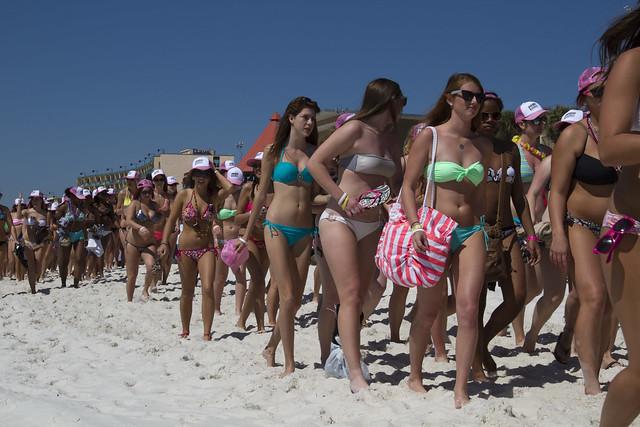 Bikini panama city beach