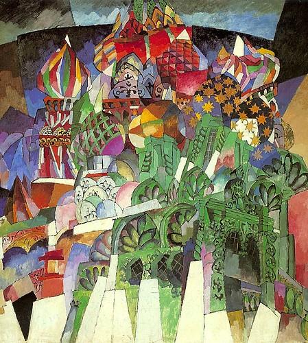 Lentulov, Aristarkh (1882-1943) - by RasMarley