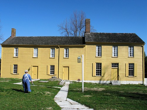 pleasant hill shaker village kentucky, near harrodsburg