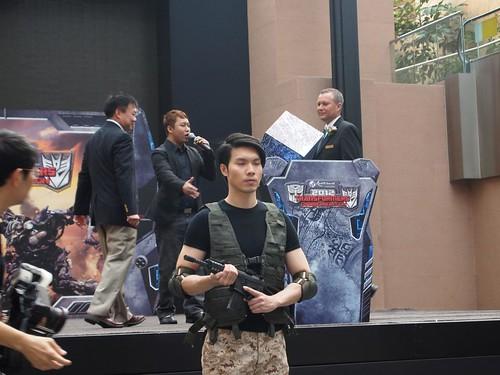 Cybertron Con @ Resorts World Sentosa