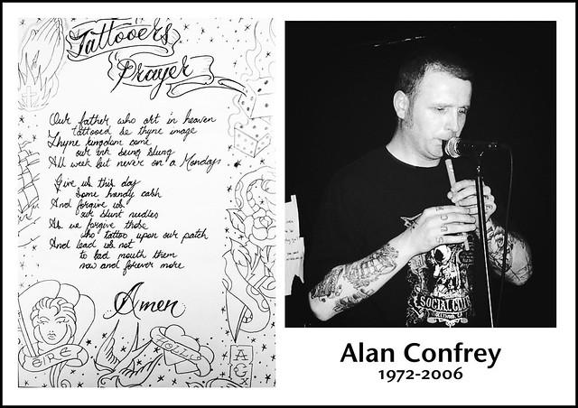 Alan Confrey 1972-2006