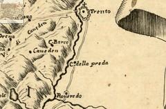 1703 mappa Frattino