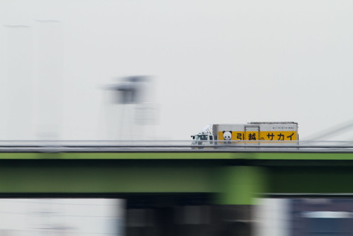 A week of panning #1: Super fast truck