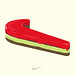 Nike cake by Bao Office