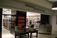 WH Smith, Airside at London City Airport (1)