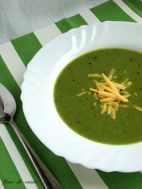 суп брокколи-чеддер 2