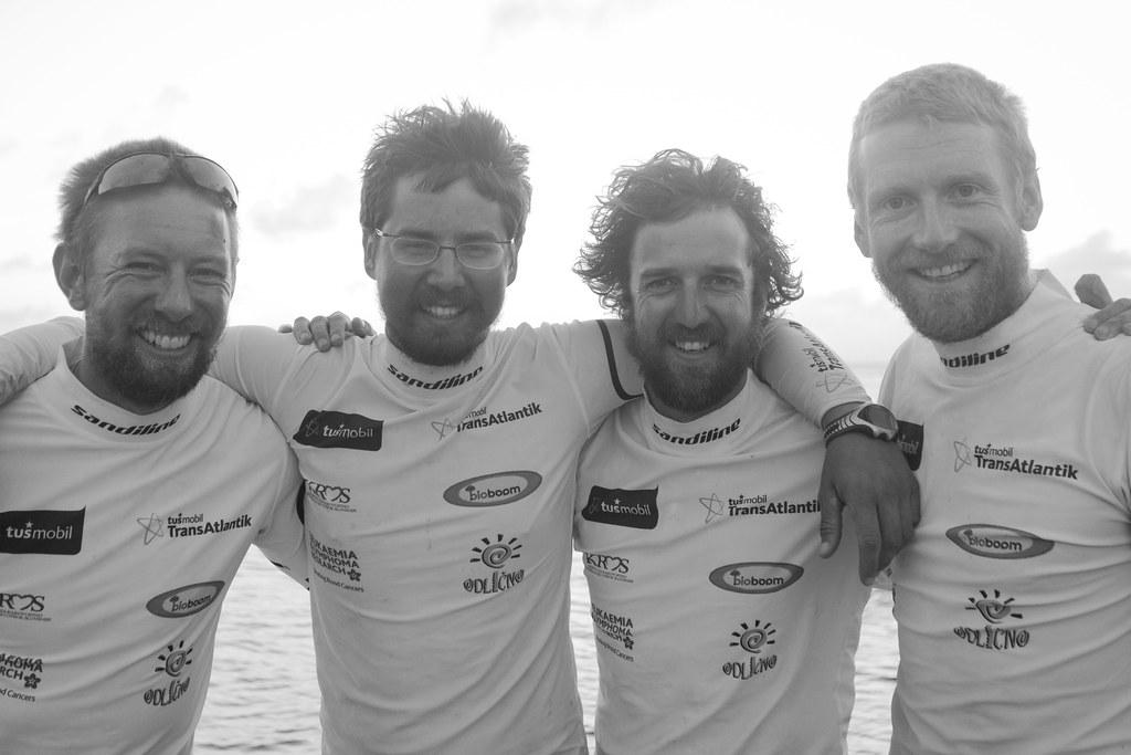 Atlantic Rowing