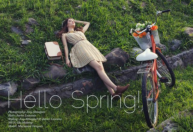 Hello Spring -preview-