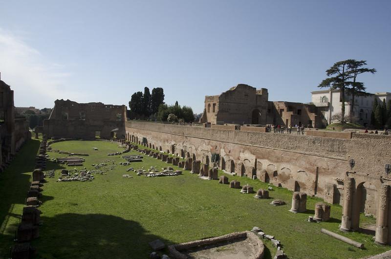 Palatin - Rome