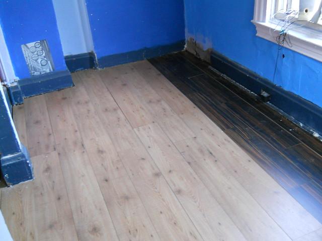 laminate flooring can i paint laminate flooring. Black Bedroom Furniture Sets. Home Design Ideas