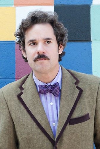 Paul F. Tompkins Paul F Tompkins makes his