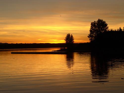 sunset canada calgary reservoir f828 glenmore sonyf828 hank888