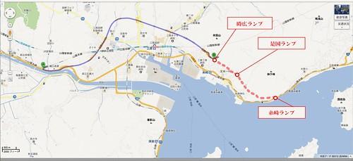 三原バイパス 地図