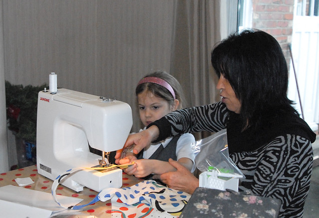 sewing lesson-2