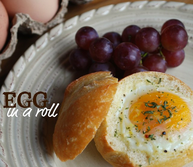 Eggs in a roll 2