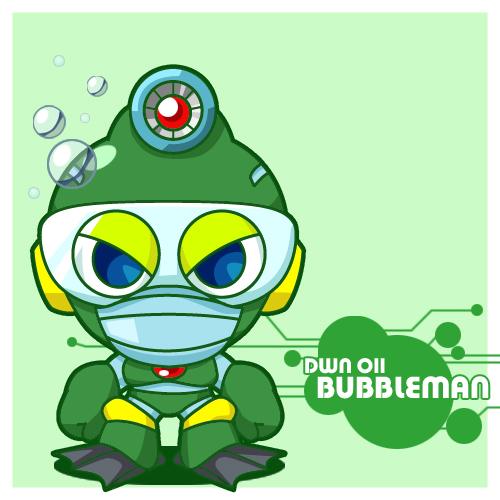 Bubbleman
