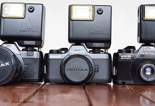 pentax auto110 & 110 super by phollectormo