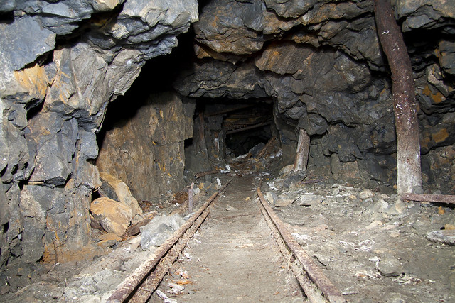 Cults Limestone Mine