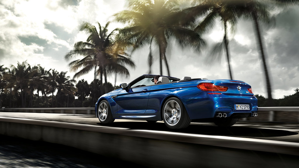 2013 BMW M6 Pictures (2)