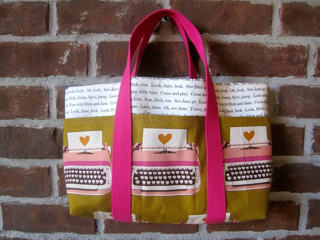 Writer's Tote