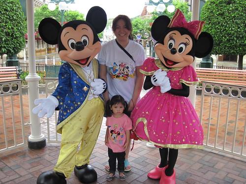 Disneyland Hong Kong by Eileen Campos