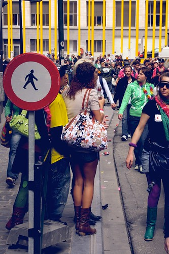 Monday walk ! by Pierre Mallien