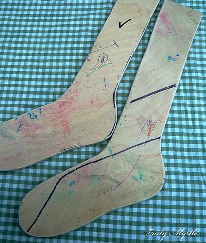 Susannah's Socks