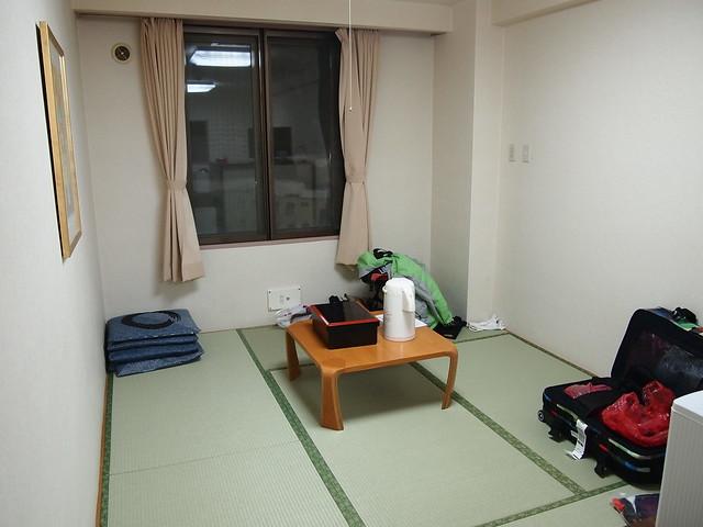 兩人房的和室區