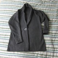 Iron Craft Challenge #3 - Fleece Blanket Sweater