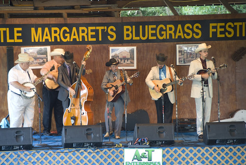 Lil' Margaret's Bluegrass Festival, Goddard Farm, Leonardtown