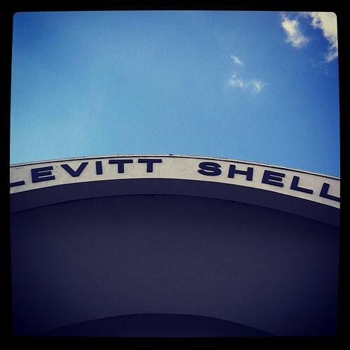 Levitt Shell, Memphis, Tenn.
