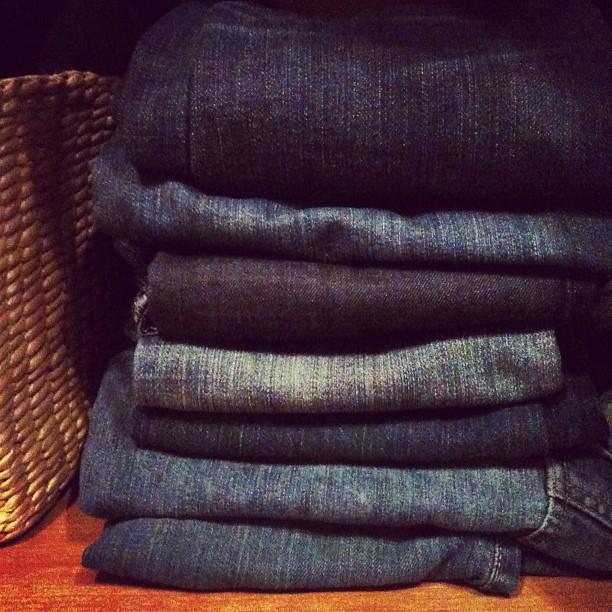 Day 43 #insidemycloset #febphotoaday #365 #thebloomforum #jeans