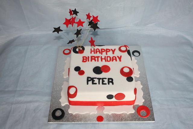 peter cake