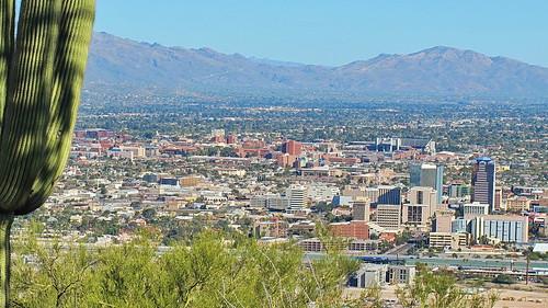 Tucson skyline 2