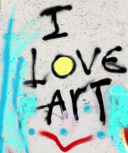 I Love Art by Drew_Skis