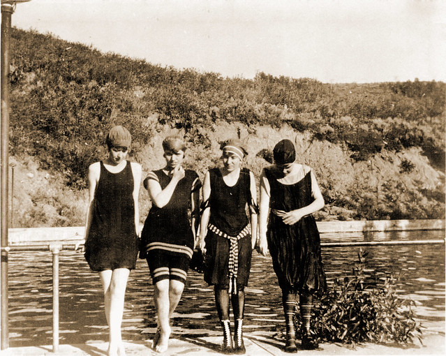 Old Town Hot Springs Bathing Beauties