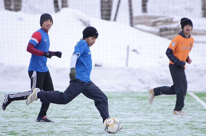 Winter Football