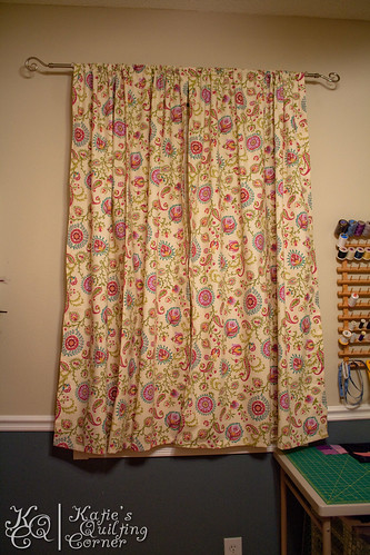 1st curtains ever