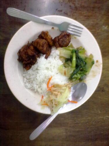 RM3.50 mix rice