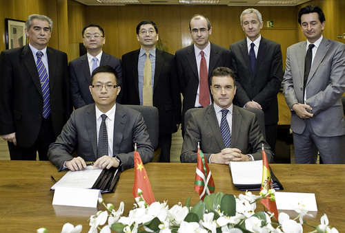 Fagor Group y Robam establecen una Joint-Venture para la comercialización de electrodomésticos De Dietrich en China