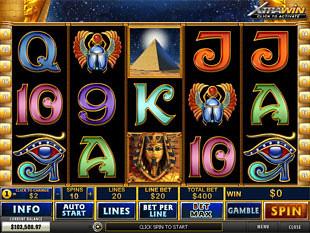 Pharaoh's Secrets Slot Machine