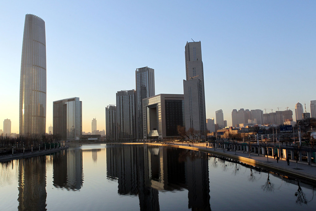 Credit: A city park in Tianjin, China. Photo: Yang Aijun / World Bank