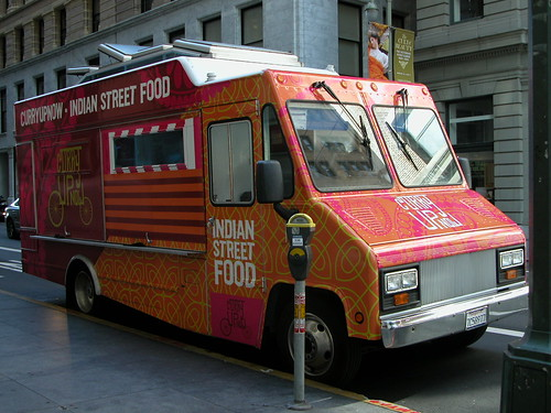 Indian Street Food truck