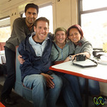 Meeting Iranians on Train to Istanbul